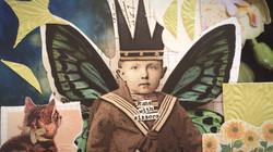 Boy Butterfly