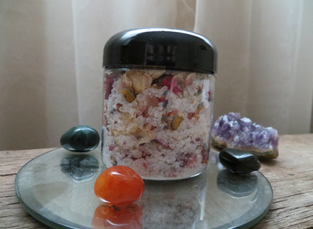 Essential oils and grief, part II