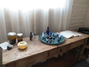 alchemist desk