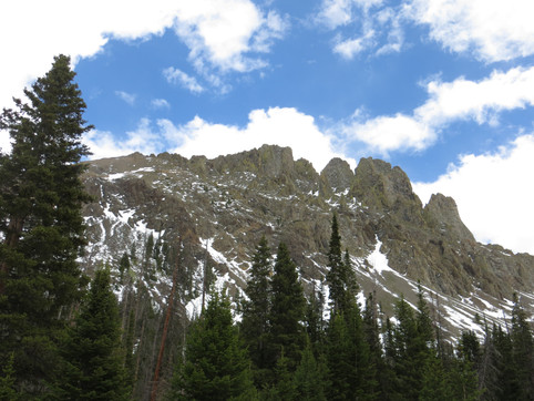 Northern Colorado peaks