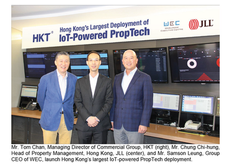 Arwin's SENSO8 NB-IoT sensors adopted by Hong Kong's largest IoT-Powered PropTech development