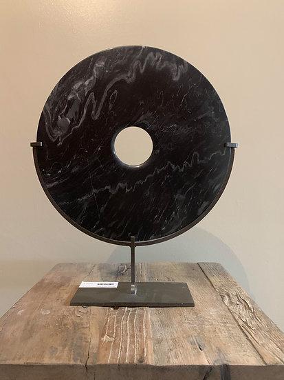 Donuts Marbre noir