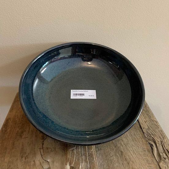 Assiette creuse D23cm