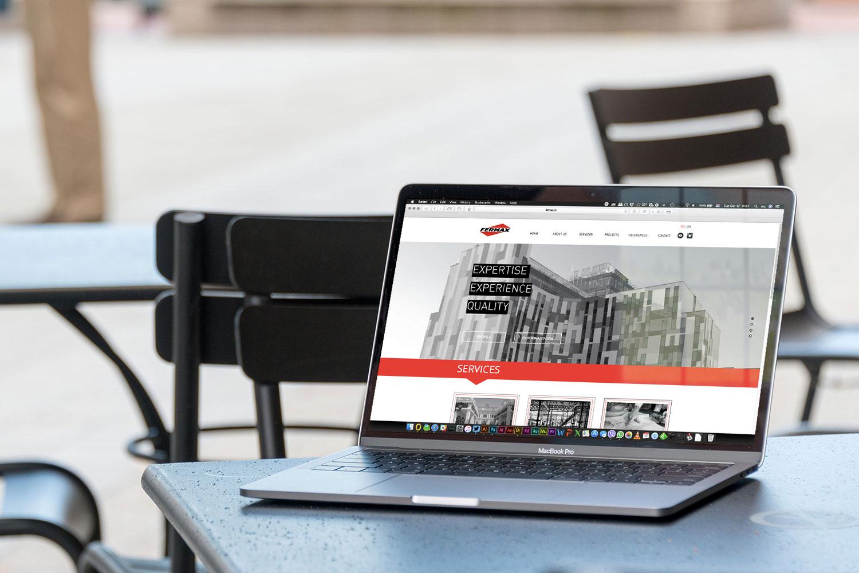 New Wave Designs, website