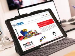 New Wave Designs, website develop