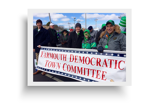 Yarmouth Democratic Town Committee_parade