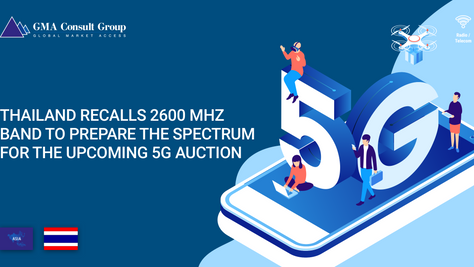Thailand Recalls 2600 MHz Band to Prepare the Spectrum for the Upcoming 5G Auction