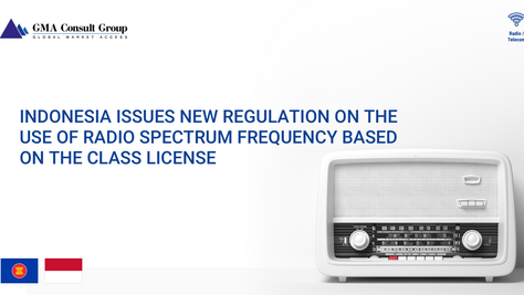 Indonesia Issues New Regulation on the Use of Radio Spectrum Frequency Based on the Class License