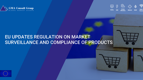 EU Updates Regulation on Market Surveillance and Compliance of Products