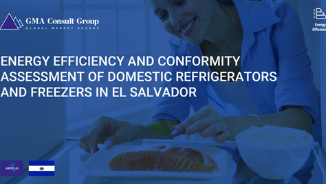 Energy Efficiency and Conformity Assessment of Domestic Refrigerators and Freezers in El Salvador
