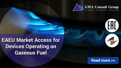 EAEU Market Access for Devices Operating on Gaseous Fuel