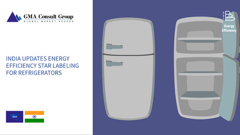 India Updates Energy Efficiency Star Labeling for Refrigerators