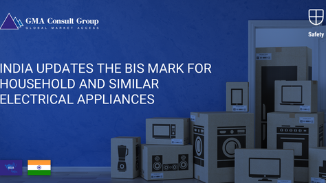 India Updates the BIS Mark for Household and Similar Electrical Appliances
