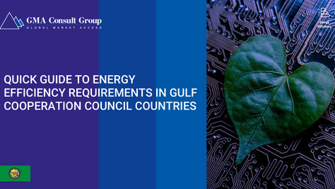 Quick Guide to Energy Efficiency Requirements in Gulf Cooperation Council Countries