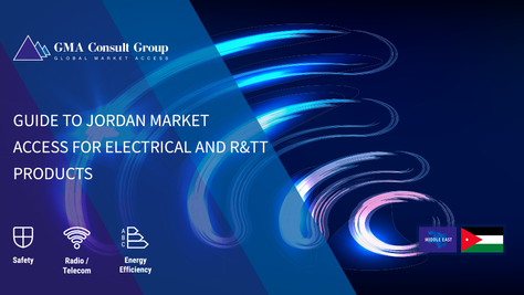 Guide to Jordan Market Access for Electrical and R&TT Products