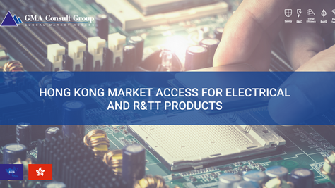 Hong Kong Market Access for Electrical and R&TT Products