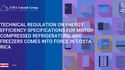 Technical Regulation on Energy Efficiency Specifications for Motor-Compressed Refrigerators, and Fre