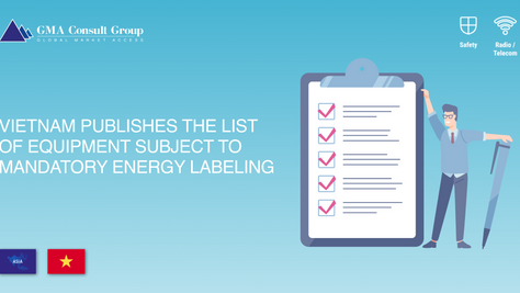 Vietnam Publishes the List of Equipment Subject to Mandatory Energy Labeling