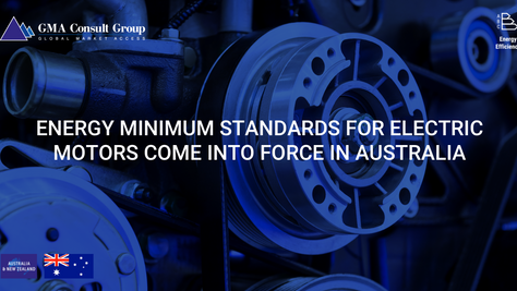 Energy Minimum Standards for Electric Motors Come into Force in Australia