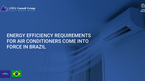 Energy Efficiency Requirements for Air Conditioners Come Into Force in Brazil
