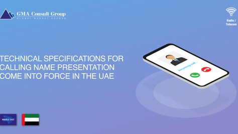 Technical Specifications for Calling Name Presentation Come Into Force in the UAE