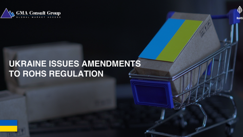 Ukraine Issues Amendments to RoHS Regulation