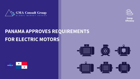 Panama Approves Requirements for Electric Motors