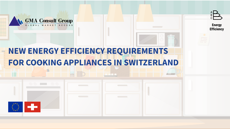 New Energy Efficiency Requirements for Cooking Appliances in Switzerland