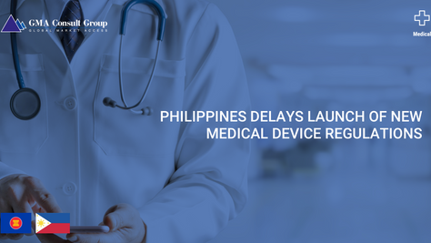 Philippines Delays Launch of New Medical Device Regulations