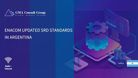 ENACOM Updated SRD Standards in Argentina