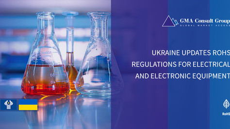 Ukraine Updates RoHS Regulations for Electrical and Electronic Equipment