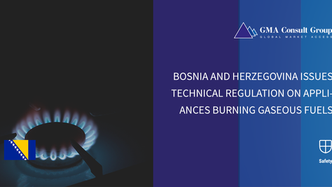 Bosnia and Herzegovina Issues Technical Regulation on Appliances Burning Gaseous Fuels