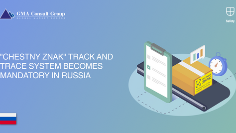 """Chestny znak"" Track and Trace System Becomes Mandatory in Russia"