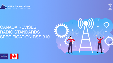 Canada Revises Radio Standards Specification RSS-310