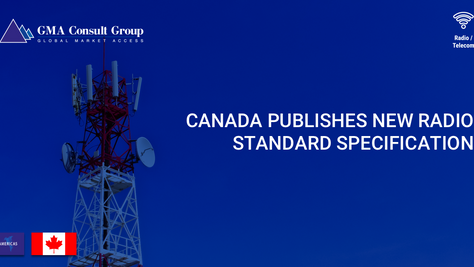 Canada Publishes New Radio Standard Specification
