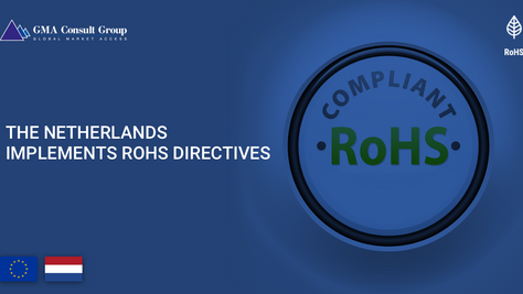 The Netherlands Implements RoHS Directives