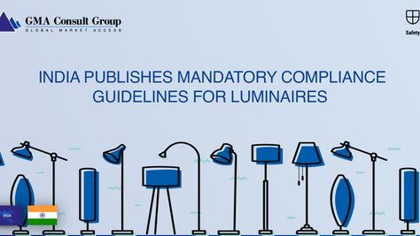 India Publishes Mandatory Compliance Guidelines for Luminaires