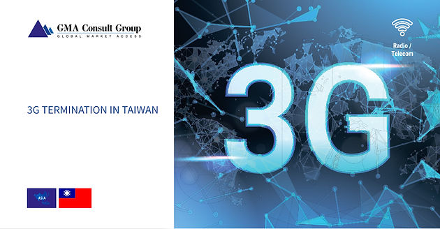 3G Termination in Taiwan