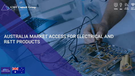 Australia Market Access For Electrical and R&TT Products