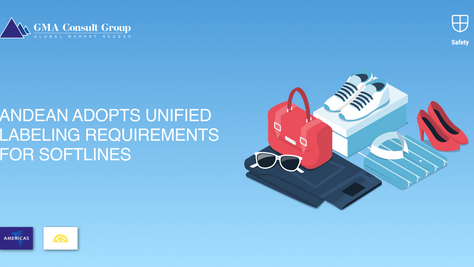 Andean Adopts Unified Labeling Requirements for Softlines