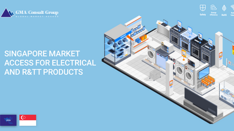 Singapore Market Access for Electrical and R&TT Products