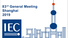 The 83rd IEC General Meeting to Be Held in Shanghai, China