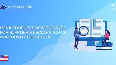 USA Introduces New Guidance for Supplier's Declaration of Conformity Procedure
