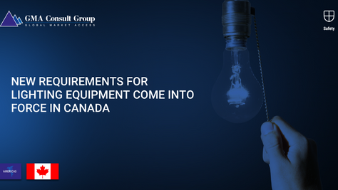 New Requirements for Lighting Equipment Come into Force in Canada