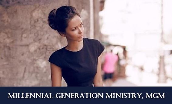 millennial generation, millennial generation social networking, millennial generation ministry, mgm, adult ministry, adults, young adult ministry,