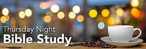 Thursday Night Bible Study