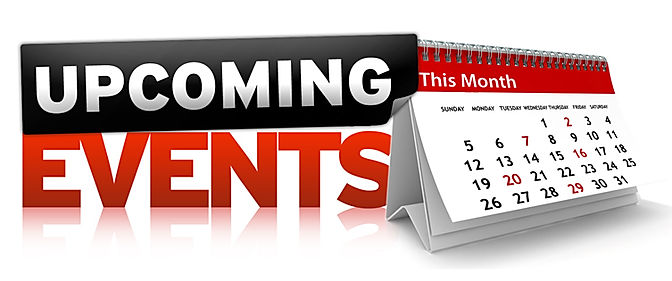 upcoming events, church calendar, church news, church events, church schedule