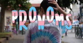 🎥 Pronoms