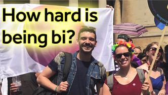 Does society accept being bi?