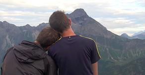 🎥 Am Gipfel